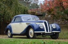 1937 BMW 327 coupé  No reserve