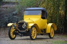1912 De Dion Bouton cabriolet  No reserve