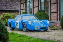 1964 Alpine M64 berlinette
