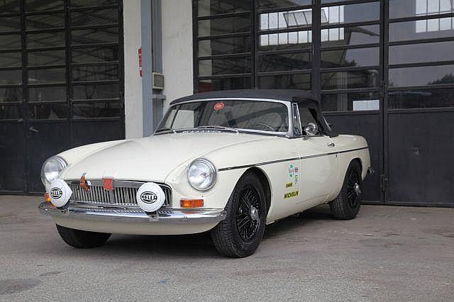 1963 MG B 1800 Mk1  No reserve