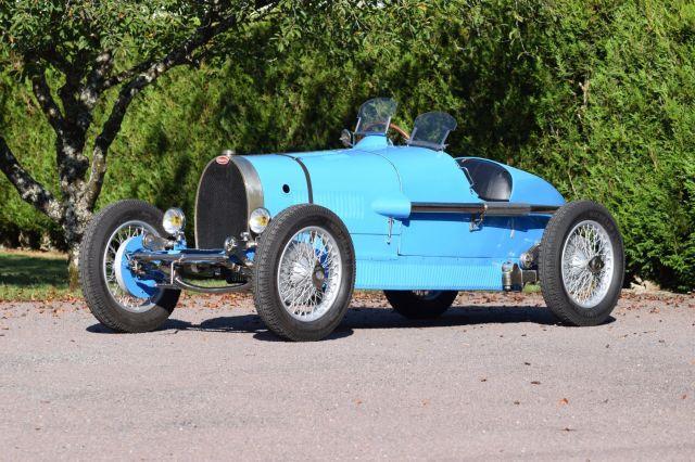 1927 Bugatti Type 40 spéciale