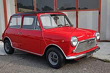 1971 Mini Innocenti Cooper Mk 3 1000  No reserve