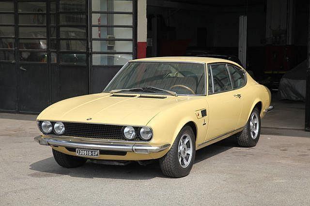 1972 Fiat Dino 2400 Coupé