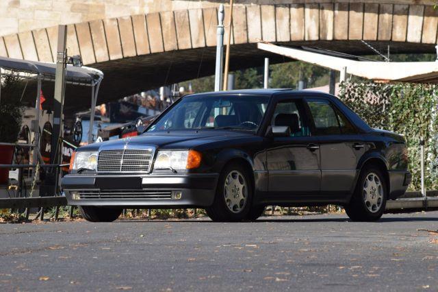 1993 Mercedes-Benz 500E  No reserve