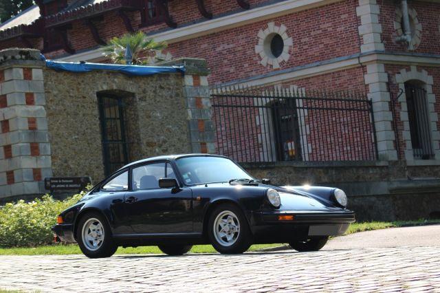 1983 Porsche 911 SC  No reserve