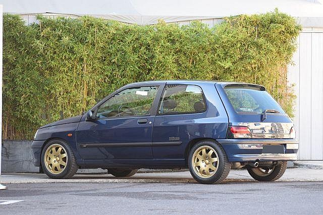 1994 renault clio williams phase 2 7118 no reserve. Black Bedroom Furniture Sets. Home Design Ideas
