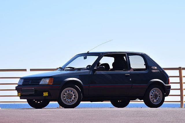 1986 Peugeot 205 GTI 1.6 (115cv) No reserve