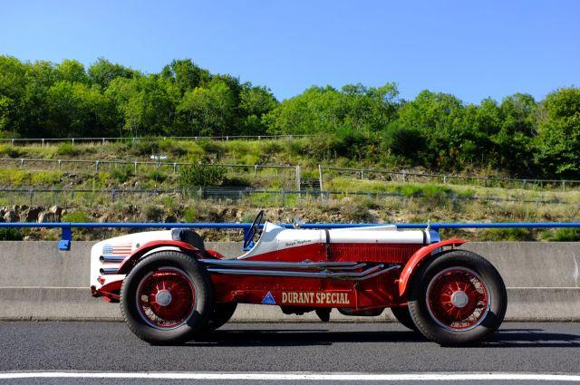 1929 Durant Miller 660 biplace  No reserve