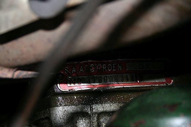 1968 Citroën DS 21 Pallas No reserve