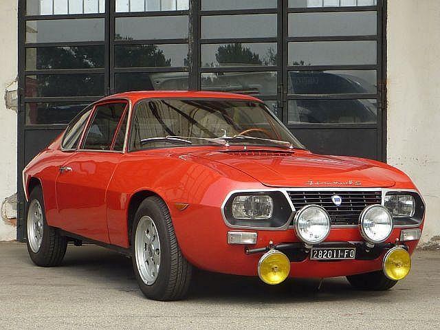 1972 Lancia Fulvia 1,3S Zagato
