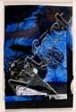 Antoni CLAVE (1913 - 2005) SANS TITRE, 1998 Technique mixte et collage sur papier