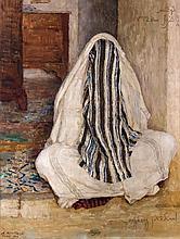 Alexandre ROUBTZOFF (1884 - 1949) MAHBOUBA