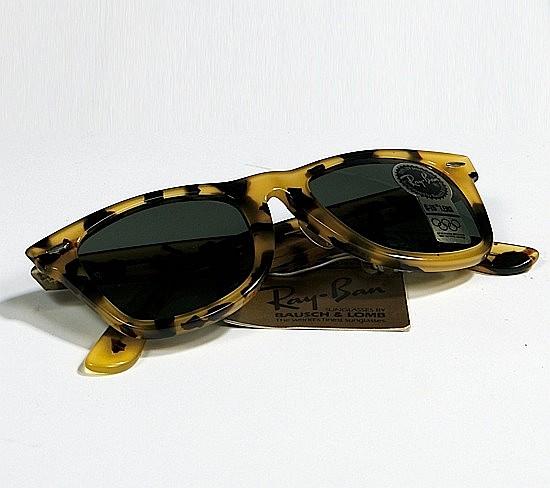 9cb3f32daf6d7 RAY BAN USA Rare paire de lunettes de soleil