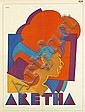 Milton GLASER (né en 1929) ARETHA FRANLIN, 1967, Milton Glaser, Click for value
