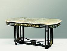 Raymond SUBES (attribué à)  TABLE