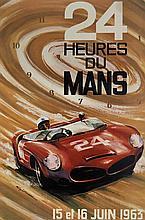 LES 24 HEURES DU MANS 1963 Guy LEYGNAC