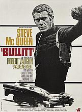BULLITT- STEVE MC QUEEN, 1968
