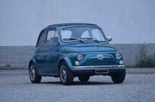 1970 Fiat 500 Speziale  No reserve