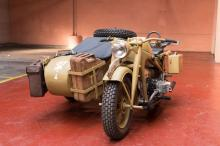 1942 Zündapp KS 750  No reserve