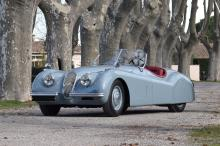 1952 Jaguar XK 120 roadster  No reserve