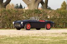 1956 AC Bristol roadster