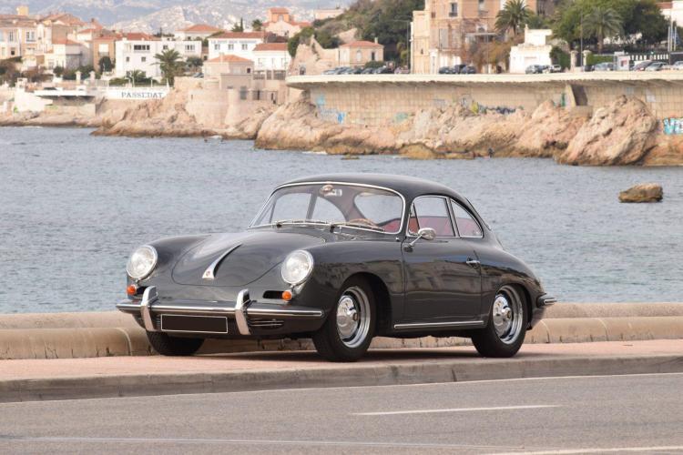 1963 Porsche 356 Carrera 2 GS