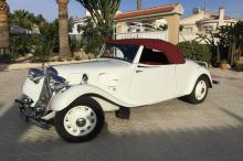 ¤ 1934 Citroën Traction 7 Sport Roadster  No reserve