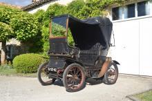 1901 De Dion Bouton Type G vis-à-vis
