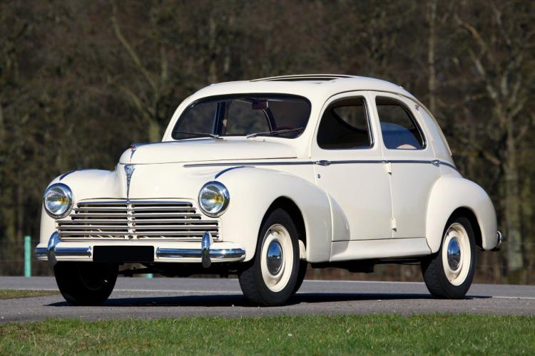 1949 Peugeot 203 Luxe Export berline  No reserve