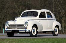1949 Peugeot 203 Luxe Export berline  No reserve