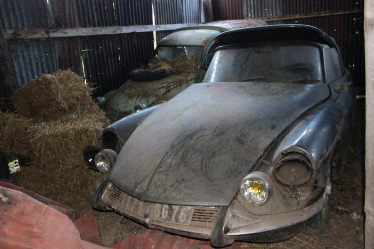 1965 Citroën DS 19 cabriolet  Sans reserve