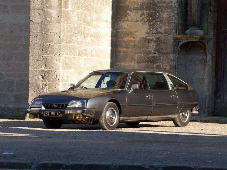 1979 Citroën CX 2400 Prestige C-Matic