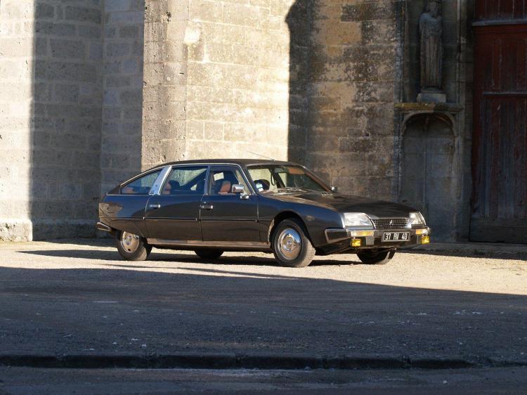 1979 Citroën CX 2400 Prestige C-Matic - Carte grise