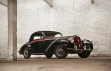 1938 Delahaye 135 M Coupé Sport Chapron