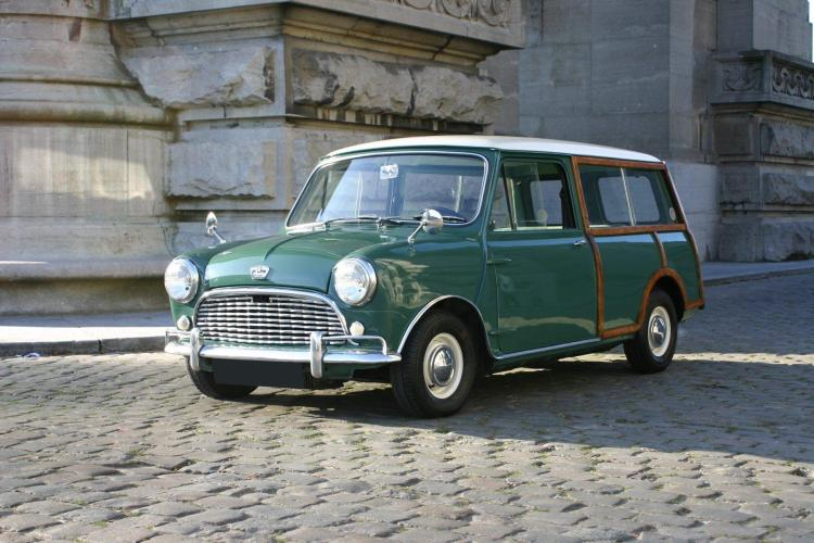 1966 Austin Mini Countryman MK1 No reserve