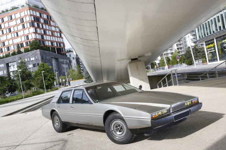 1981 Aston Martin Lagonda Série 1  No reserve