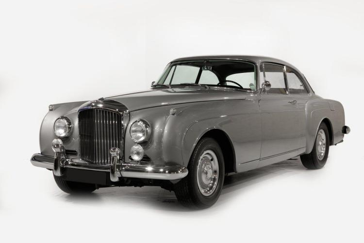 1959 Bentley Continental S2 Coupé par H.J. Mulliner