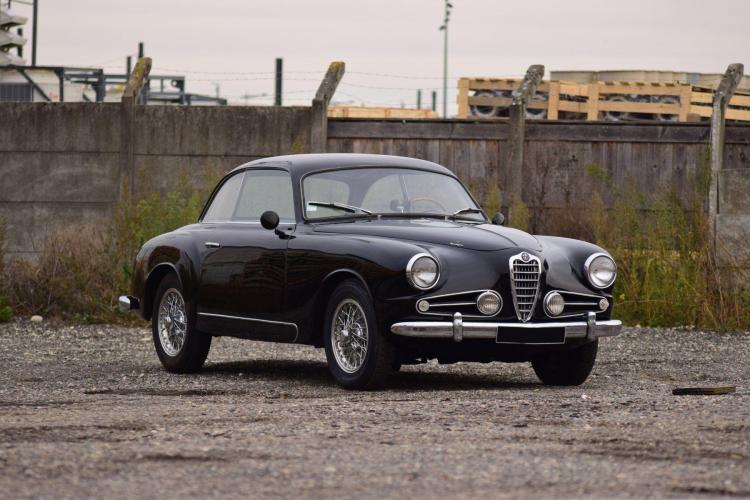 1954 Alfa Romeo 1900 Super Sprint 2e Série Touring