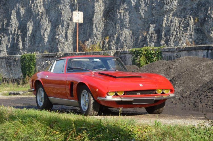 1971 Iso Grifo Série II 7,4 L