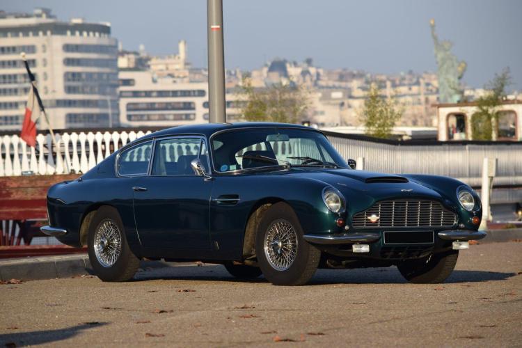1966 Aston Martin DB6 Mk I