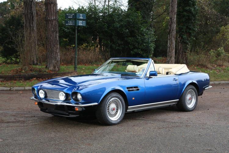 1988 Aston Martin V8 Volante Vantage