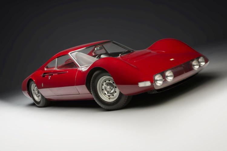 1965 Dino Berlinetta Speciale par Pininfarina No reserve