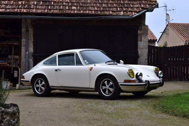 1970 Porsche 911 2.2 E  No reserve
