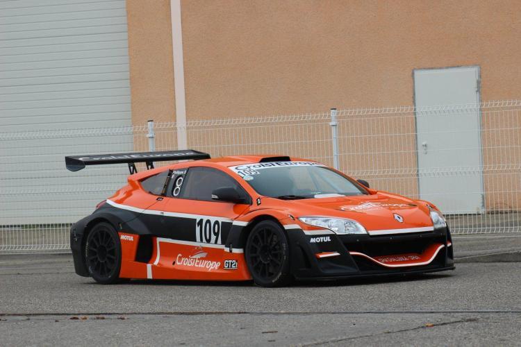 2008 Renault Megane Trophy  No reserve