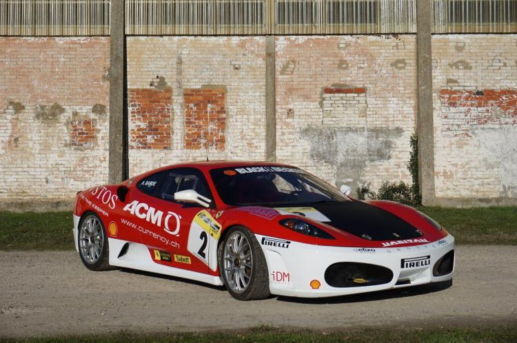 2006 Ferrari F430 F1 Challenge Championne d''Europe