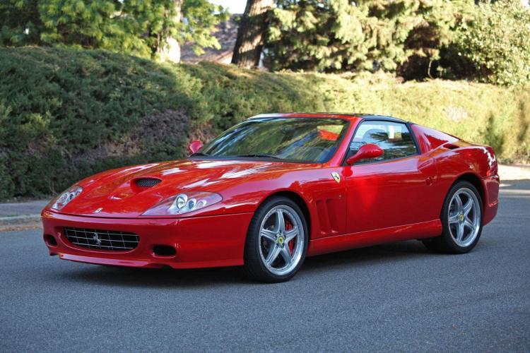 2006 Ferrari 575 Superamerica F1