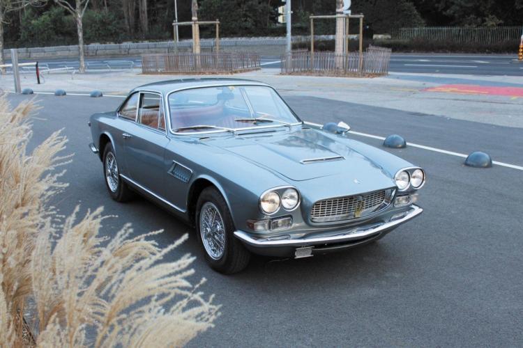 ¤ 1966 Maserati Sebring 3500 GTi Série II