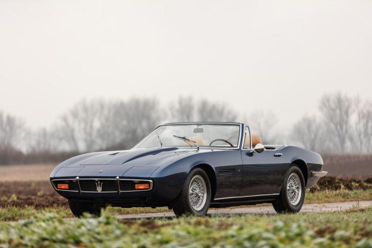 1970 Maserati Ghibli Spyder 4.7L