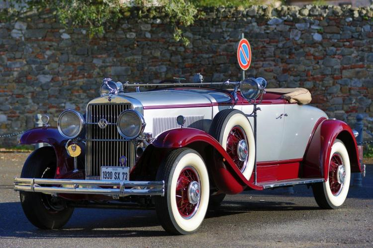 1930 La Salle 340 Roadster