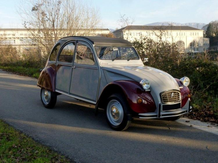 1990 Citroën 2CV Dolly  No reserve
